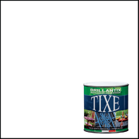 Smalto antiruggine TIXE Brillantix bianco 0.5 L