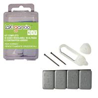 Chiodo decorativo Lak kit nylon
