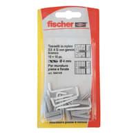 Tassello per materiale forato FISCHER SX, L 20 mm , Ø 4 mm, 10 pezzi