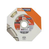 Disco diamantato segmentata DEXTER 4120810-283 Ø 125 mm