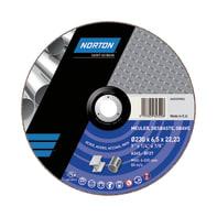 Disco per sbavo NORTON per metallo Ø 230 mm