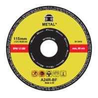 Disco di taglio DEXTER a24rquality per metallo Ø 115 mm