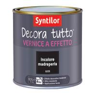 Vernice SYNTILOR Decora tutto 0.5 L madreperla madreperla