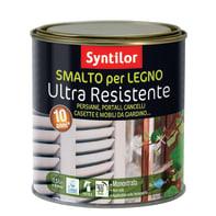 Smalto per legno da esterno base acqua SYNTILOR verde 0.5 L