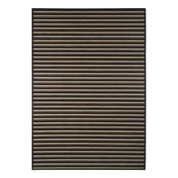 Tappeto Bamboo arredo mix colors nero 140x200 cm