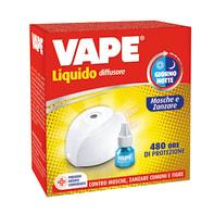 Repellente liquido per zanzare, vespe, calabroni Set night&day 22