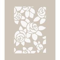 Stencil tema geometrici Rose 40 x 60 cm
