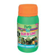 Repellente FLORTIS olio di lino concentrato 200 ml