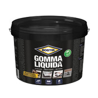 Impermeabilizzante BOSTIK Gomma Liquida 0.1 L