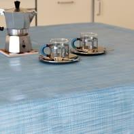 Tovaglia INSPIRE Cerata azzurro 140x160 cm