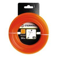 Bobina di filo STERWINS per decespugliatore L 30 m Ø 2.5 mm