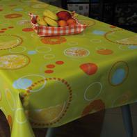 Tovaglia INSPIRE Lime verde 140x220 cm