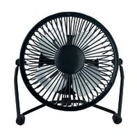 Ventilatore da ufficio EQUATION TX-401D  nero 4 W Ø 10 cm