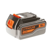 Batteria BLACK + DECKER in litio (li-ion) 18 V 4 Ah