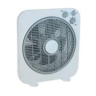 Ventilatore da appoggio EQUATION TX-1209B bianco 40 W Ø 30 cm