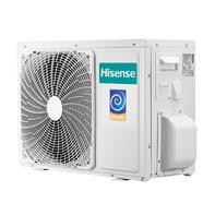 Unità esterna del climatizzatore monosplit HISENSE TQ25XE00W 8870 BTU classe A+++