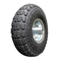Set di ruote in caucciù nero Ø 270 cm  Set di ruote in caucciù nero Ø 270 cm