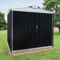 Garage in acciaio al carbonio Atlanta SAPIL 4.2 m², Sp 0.6 mm