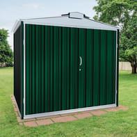 Casetta da giardino in metallo Atlanta 4.2 m² spessore 0.6 mm