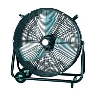 Ventilatore industriale EQUATION SFDC3-600CT0 nero 330 W Ø 60 cm