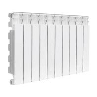Radiatore acqua calda Klassic 500/100 in alluminio 10 elementi interasse 50 cm