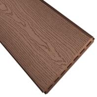Perlina singola per composizione premium marrone  L 148.3 x H 18 cm Sp 21 mm