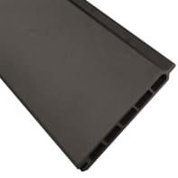 Pannello componibile kyoto grigio  L 541 x H 200 cm Sp 21 mm