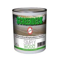 Detergente e protettivo per il trattamento del legno composito 1000 ml