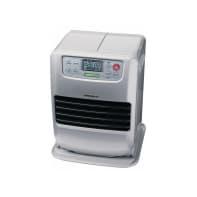 Stufa a petrolio INVERTER Minimax elettronico 2.3 kW grigio / argento