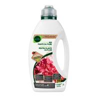 Concime piante fiorite liquido GEOLIA Organic 1 L