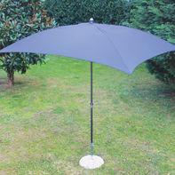 Ombrellone Poli L 2.25 x P 1.9 m color blu
