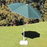 Ombrellone L 2 x P 2 m color verde