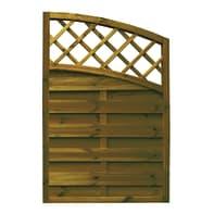 Frangivista in legno Diagonale 90 x 140 cm