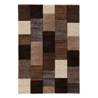 Tappeto Textures marrone 200x300 cm