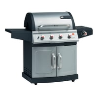 Barbecue a gas LANDMANN Miton 12660 5 bruciatori