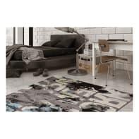 Tappeto Metropolitan Nyc , grigio scuro, 100x150 cm