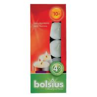 Candela BOLSIUS essenza no H 20 cm, 10 pezzi