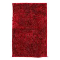 Tappeto Cloud shiny rosso 80x120 cm