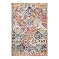 Tappeto Eileen tiles , colori assortiti, 120x160
