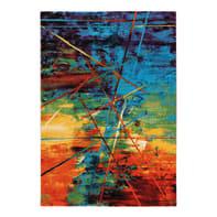 Tappeto Gallery e multicolor 200x200 cm