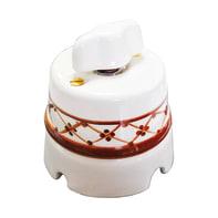 Interruttore Deviatore ceramica