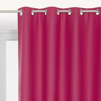 Tenda INSPIRE Oscurante rosa anelli 140x280 cm