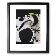 Stampa incorniciata Miro 45x55 cm
