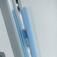 Fermaporta in plastica / pvc Sp 20 mm