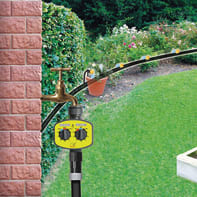 Kit di irrigazione goccia a goccia 50 punti di irrigazione JARDIBRIC K4090