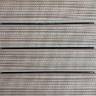 Piastrelle ad incastro Piastrella ad incastro plastica woven 30 x 30 cm, Sp 32 mm colore beige