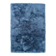 Tappeto Softy blu 180x270 cm