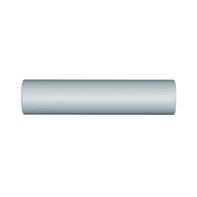 Bastone per tenda Sweet in legno Ø 28 mm bianco laccato 150 cm