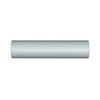 Bastone per tenda Sweet in legno Ø28mm bianco laccato 250 cm