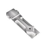 Piastra di montaggio in alluminio Premium P 2 x x H 12 cm